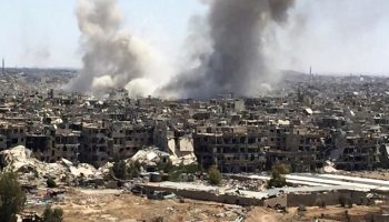 Missile assault murders 26 in Syria, for the most part Iranians