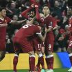 Champions League: Mohamed Salah, Roberto Firmino Strike Twice As Liverpool Thrash Roma 5-2