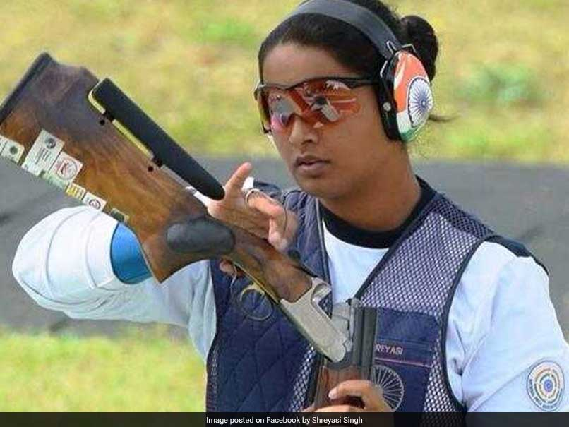 Commonwealth Games 2018: Shreyasi Singh Wins Gold In Women's Double Trap Event