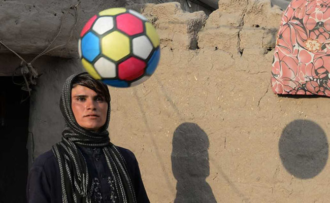 """Sitara Wafadar recognises that her situation is """"unfair and unjust"""""""