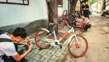 Beijing orders right around 1 million unused bicycles off city streets