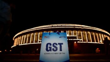 GST wipe up surpasses Rs 1 lakh crore in April; Finance Ministry says lightness reflects rise in economy