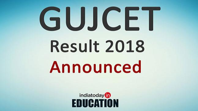 GUJCET Results 2018: GSEB Gujarat Common Entrance Test result pronounced at gseb.org