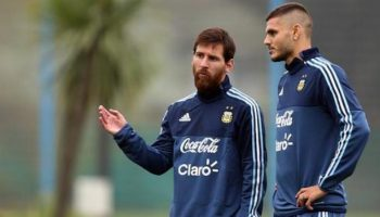 2018 FIFA World Cup: Icardi excluded in Messi-drove Argentina squad