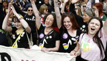 Ireland votes to liberalise abortion laws with 66 percent in support