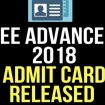 JEE Advanced 2018 concede card discharged at jeeadv.nic.in, guide connect to download