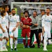 Mohamed Salah injured in Champions League final5