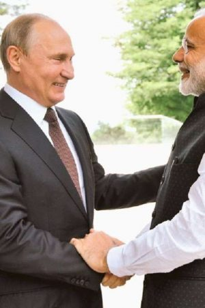PM Modi, Putin hold 'extraordinary' chats on respective, worldwide issues to bond exceptional favored vital ties