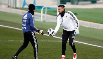 2018 FIFA World Cup: Sergio Romero out of Argentina squad with damage