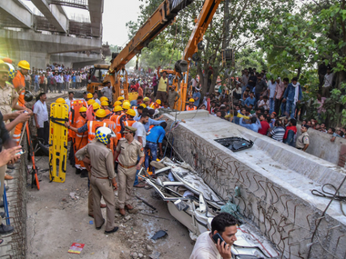 Varanasi flyover accident: District judge orders request, looks for report in three days; UPBSC submits discoveries