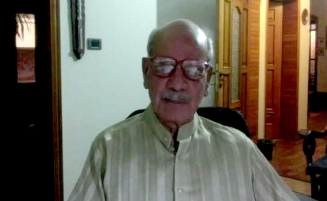 """Ex-ISI Chief Durrani's Message To His """"Own People"""" After Backlash On Book"""