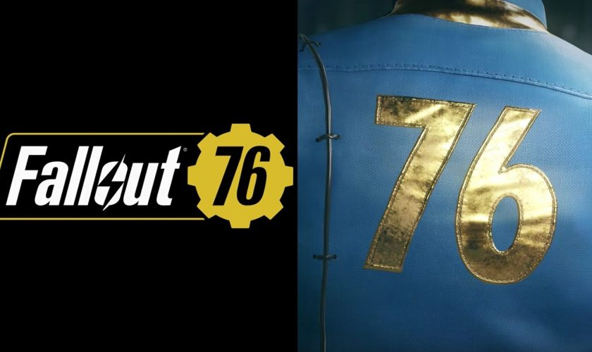 Fallout 76 Coming