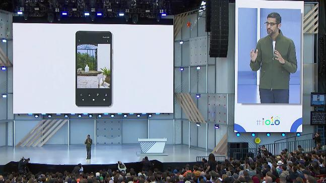 Google I/O 2018: Android P Beta, refreshed Google News and conversational Google Assistant reported
