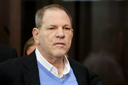 Harvey Weinstein Indicted On Rape and Sex Offense Charges: Grand Jury