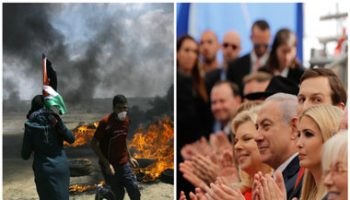 55 Palestinians slaughtered, more than 1,200 harmed in dissents on Gaza fringe as US, Israel initiate American Embassy in Jerusalem