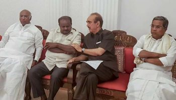 Day After Karnataka Verdict, BJP, JDS To Meet Governor Again: 10 Facts