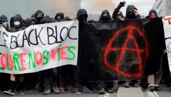 109 In Custody After Paris May Day Violence