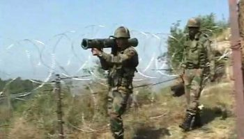 Invasion Bid Foiled In North Kashmir's Tangdhar, 4 Terrorists Killed
