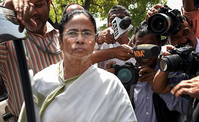 Mamata Banerjee's Retort At PM's Jibe On Violence-Hit Bengal Panchayat Polls