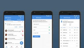 Microsoft SMS Organizer App Can Deliver CBSE Results, Even When Offline