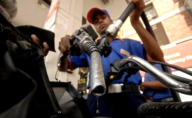 Petrol and diesel prices in the country are determined broadly by global crude oil and rupee-dollar rates