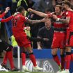 Premier League: Huddersfield hold Chelsea, Man City beat Brighton 3-1