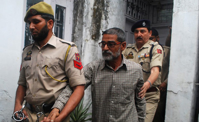 Sanji Ram, a retired bureaucrat, is accused of planning the rape of the 8-year-old in Kathua.