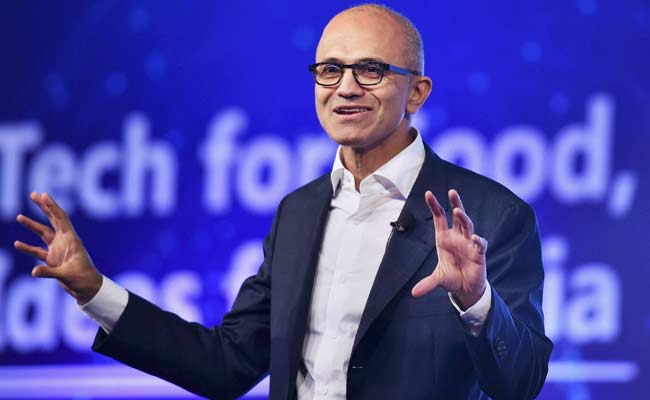 Artificial Intelligence, Robots Won't Leave People Jobless, Says Satya Nadella