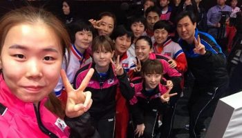 South and North Korea to field brought together group at World Team Table Tennis Championships