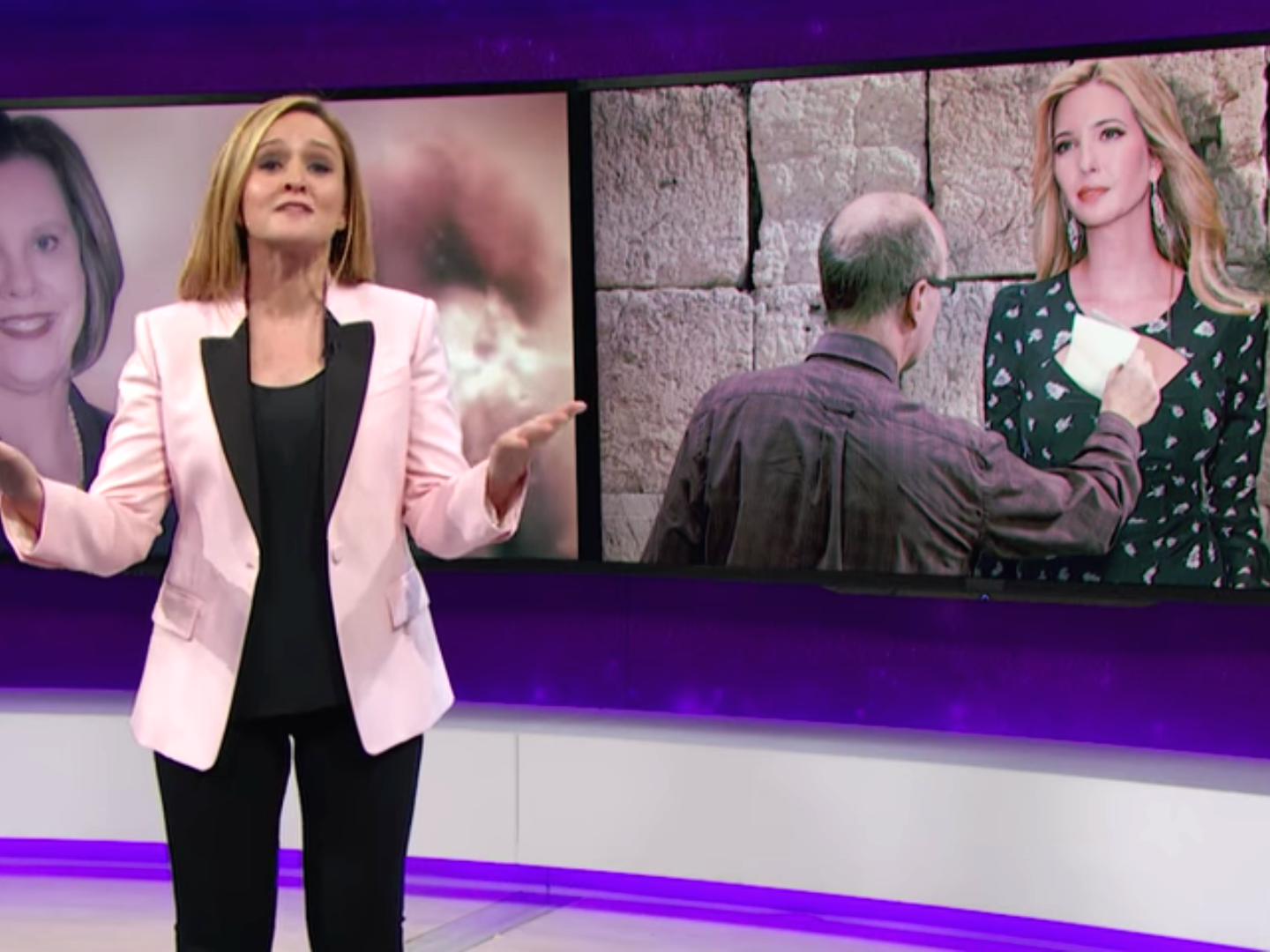Samantha Bee, TBS Apologize after Dishonor Affront went for Ivanka Trump