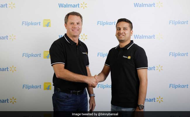 Flipkart Deal To Create 10 Million Jobs Over 10 Years, Says Walmart CEO