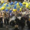Warriors Parade: Highlights from Oakland