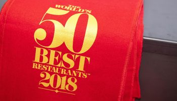 THE WORLD'S 50 BEST RESTAURANTS 2018