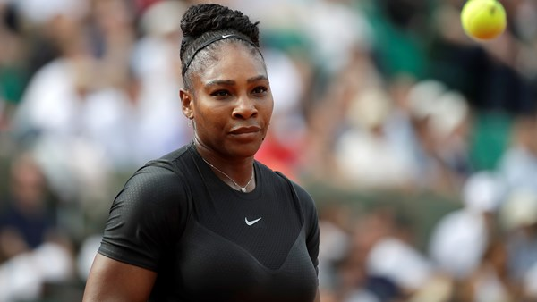 Serena Williams Provides Positive Injury Awaits MRI Results