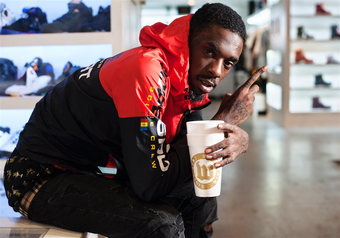 Pittsburgh Rapper Jimmy Wopo Shot Dead at21 inPittsburgh's Hill District