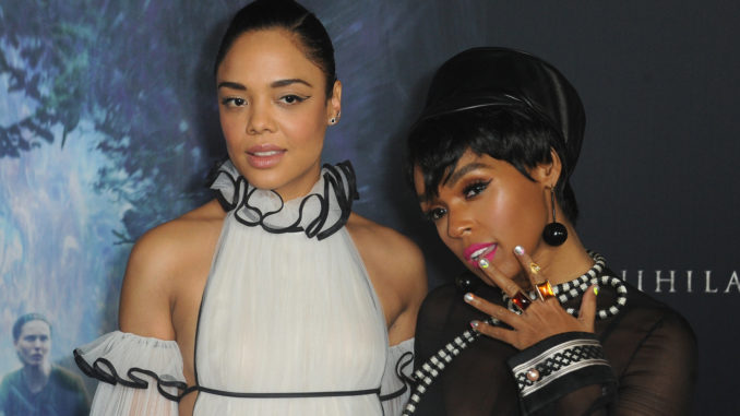 Tessa Thompson is getting candid about her bi-sexuality -attracted to both genders