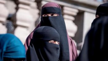 Danish parliament bans wearing of face cover out in the open