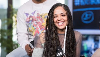 Tessa Thompson is getting candid about her bi-sexuality - attracted to both genders