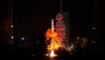China dispatches Fengyun-2H meteorological satellite for BRI nations