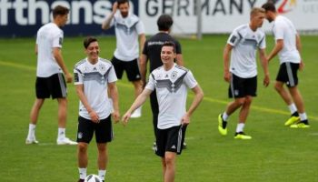 Germany to hold FIFA World Cup in Russia, as indicated by Reuters survey
