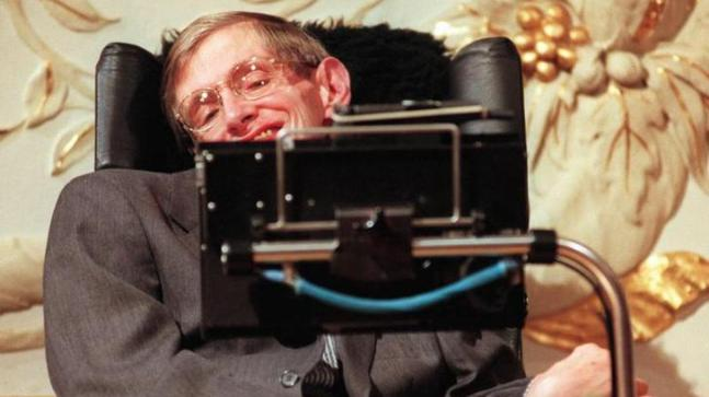 At Stephen Hawking's dedication benefit, uncommon music to be shot into space
