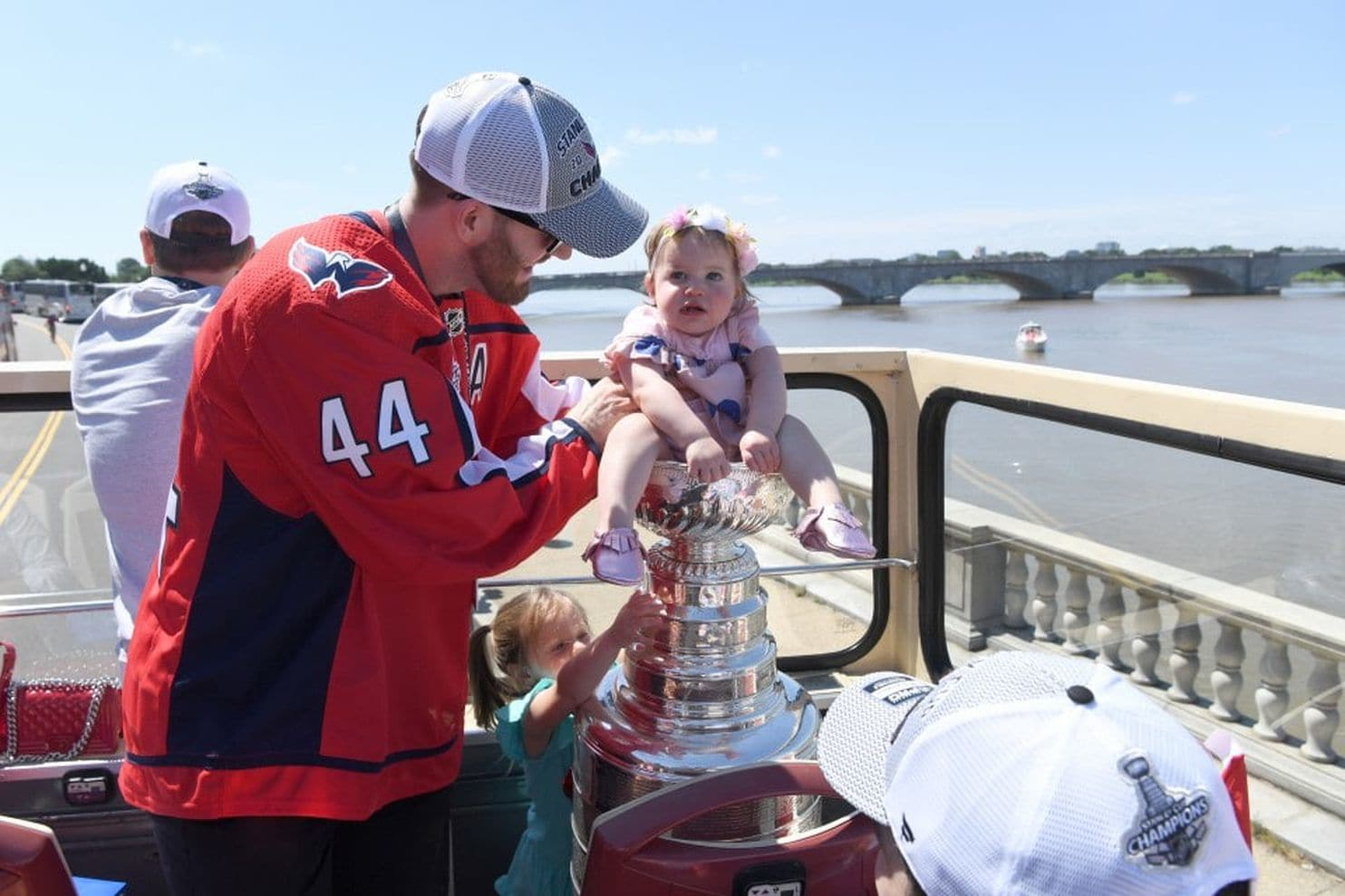 Washington Capitals' Stanley Cup Parade