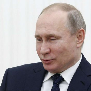 Putin says Russia has pulled back 1,140 military staff and 13 warplanes from Syria
