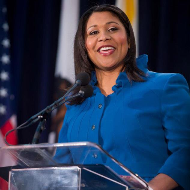 London Breed: City's First African-American Woman Mayor