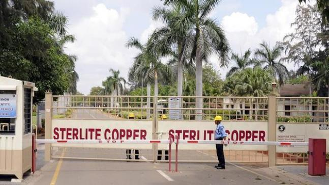 Sterlite contract workers get end letter
