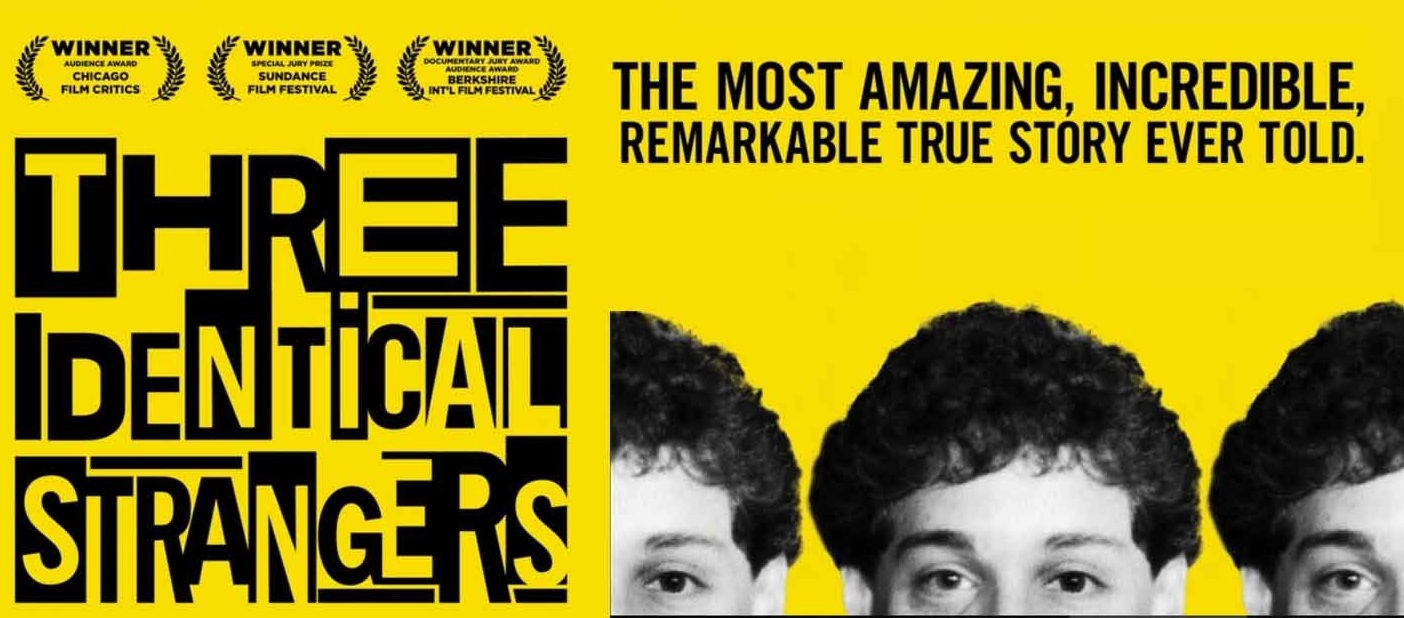 Three Identical Strangers - A Documentary About Triplets