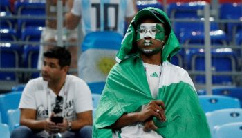World Cup 2018: Nigeria wiped out by Argentina, fans crushed