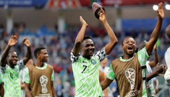 World Cup 2018: Iceland lose to Nigeria, Argentina dreams alive