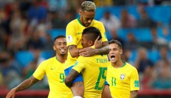 World Cup 2018: Brazil achieve last 16 with simple prevail upon Serbia