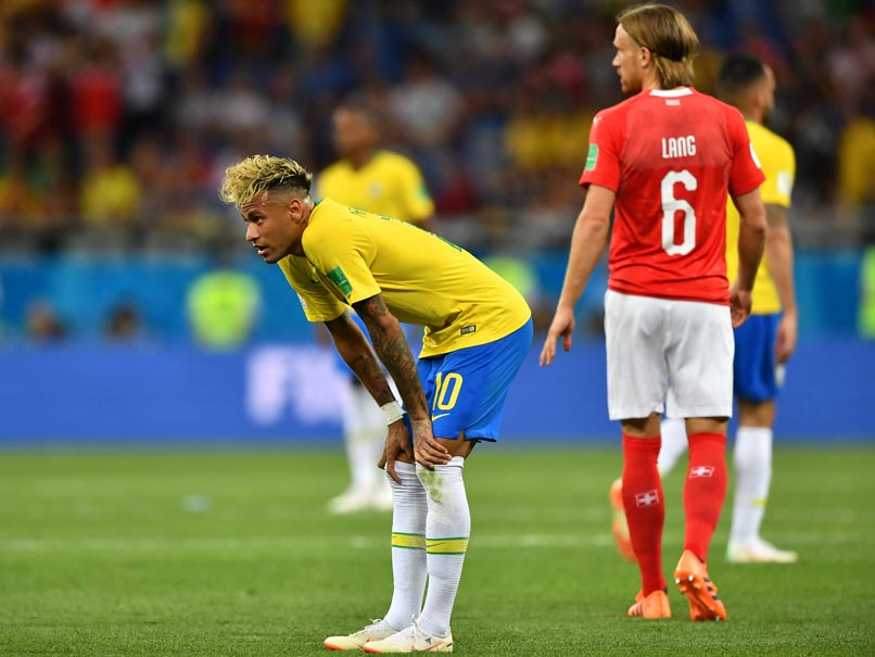 World Cup 2018: Profligate Brazil Held By Stubborn Switzerland